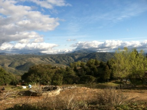 Ramona countryside scenery