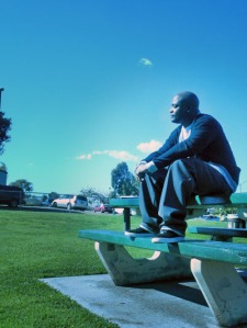 Photo of former gang member and youth mentor Eric King