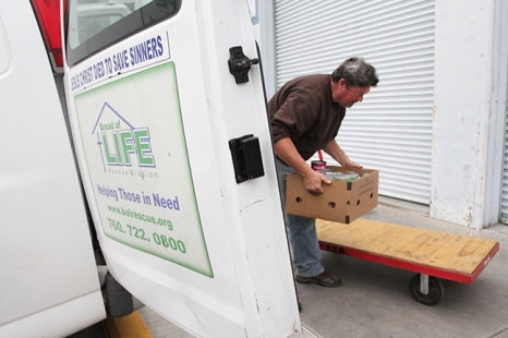 Bread of Life Volunteer
