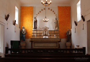 Adobe Chapel in Old Town San Diego