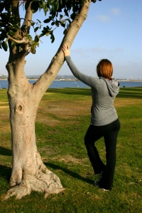 Doris Dunkel at Mission Bay Park