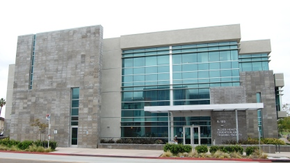Allied Health Building at Mesa College