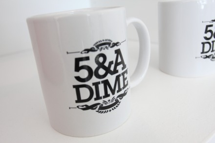 5 & A Dime is project that was started by siblings Jason and Darcie Huggins.