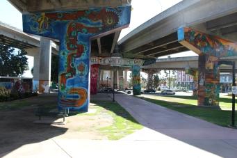 Chicano Park art