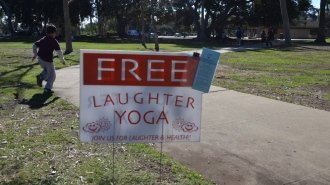 Free Laughter Yoga
